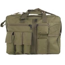 Taška-batoh MilTec CARGO MUSETTE BAG / 35L / 50x20x37cm OD Green