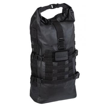 Nepromokavý batoh MilTec TACTICAL SEALS DRY-BAG / 35L / 57x29x20cm Black
