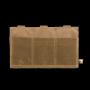 Elastická trojitá MOLLE sumka na zásobníky Viper Tactical Triple Mag Plate Dark Coyote