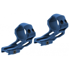 Montáž pro optiku 30mm na Picatinny - UTG AIR322S AccuSync High (modrá) / Offset 37mm