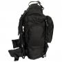 Batoh MFH Tactical L / 55L / 50x60x20cm Black