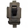 Pouzdro MOLLE na mobil MFH / 15x7,5x1,5cm HDT-camo