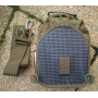 Batoh MFH Shoulder Bag / 7L / 19x27x13cm OD Green