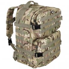 Batoh MFH US Assault II / 40L / 30x48x27cm Operation-camo