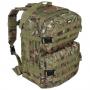 Batoh MFH US Assault II / 40L / 30x48x27cm Digital Woodland