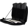 Pouzdro Viper Tactical VX Lazer Mag/Admin / 27x17x3cm Black