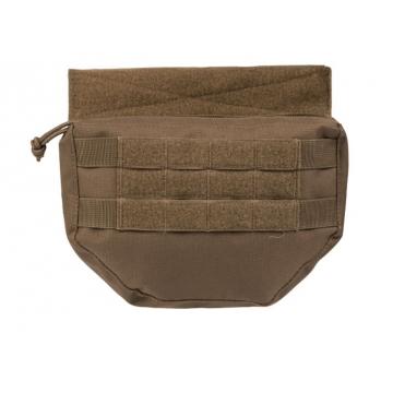 Sumka MilTec na nosič plátů nebo vestu / 23x4,5x16cm Dark Coyote