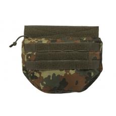 Sumka MilTec na nosič plátů nebo vestu / 23x4,5x16cm Flektarn