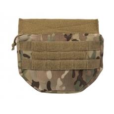 Sumka MilTec na nosič plátů nebo vestu / 23x4,5x16cm Multitarn