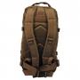 Batoh MFH US Assault I / 30L /  23x44x24cm Coyote Tan