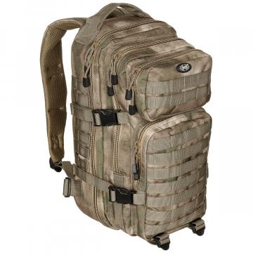 Batoh MFH US Assault I / 30L /  23x44x24cm HDT-camo FG