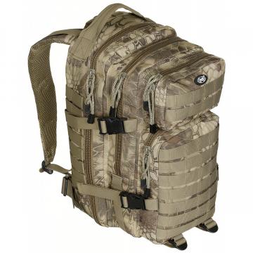 Batoh MFH US Assault I / 30L /  23x44x24cm Snake FG