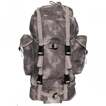 Batoh MFH BW Combat / 65L / 43x63x21cm HDT-camo