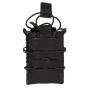 Pouzdro MOLLE na zásobník M4 MilTec FLEX Black