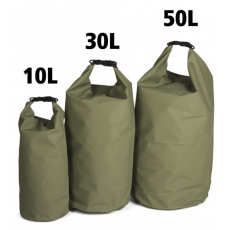Vak nepromokavý MilTec Drybag 10L OD Green