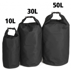 Vak nepromokavý MilTec Drybag 30L Black
